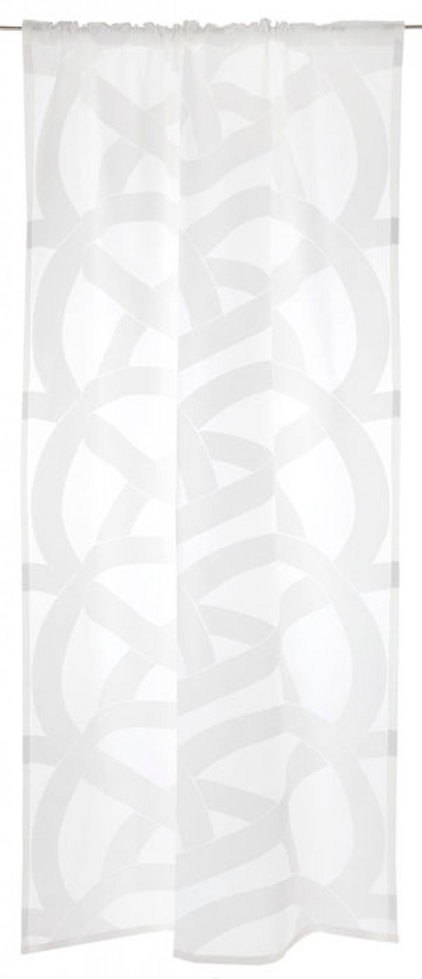 Užuolaida Vallila balta 140*250 cm, Freija Fansy kolekcija
