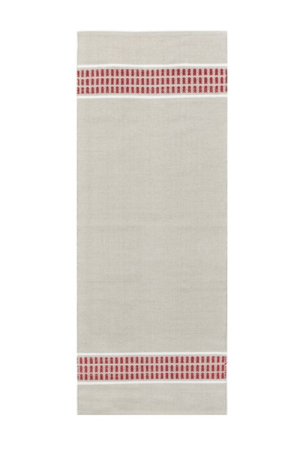 Kilimas Vallila Hetta red clay 80x150 cm