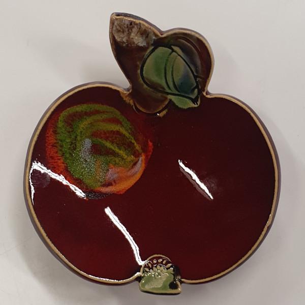 Obuoliai padėkliukai dideli raudoni