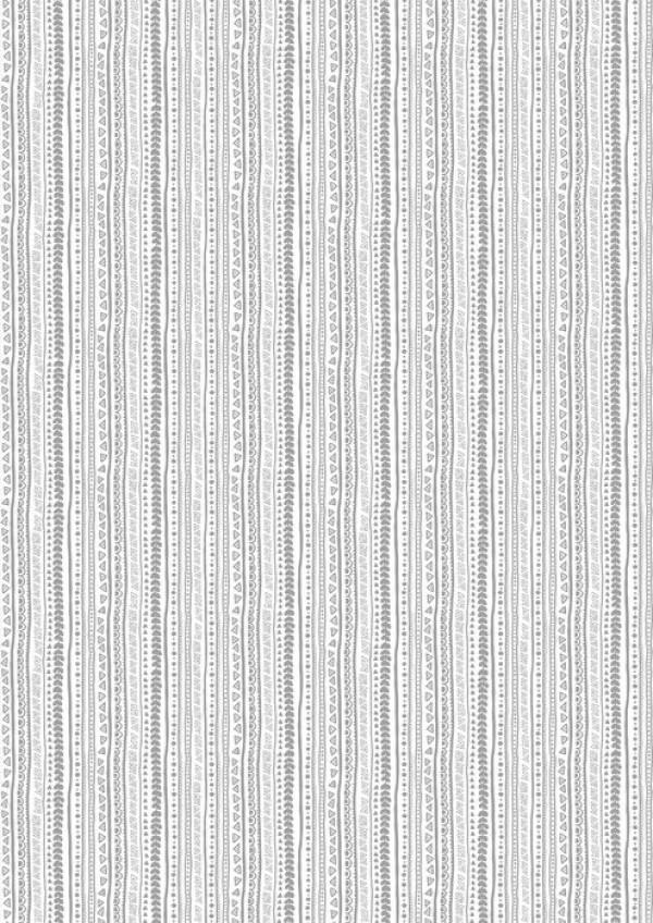 Užuolaida Vallila pilka 140x250 cm, Kerttu kolekcija