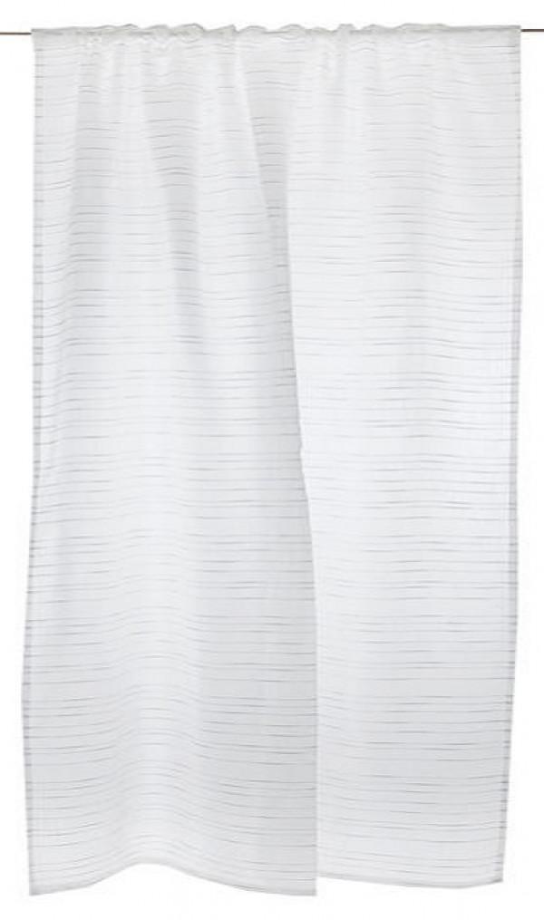 Užuolaida Vallila balta 140*250 cm, Lokki kolekcija