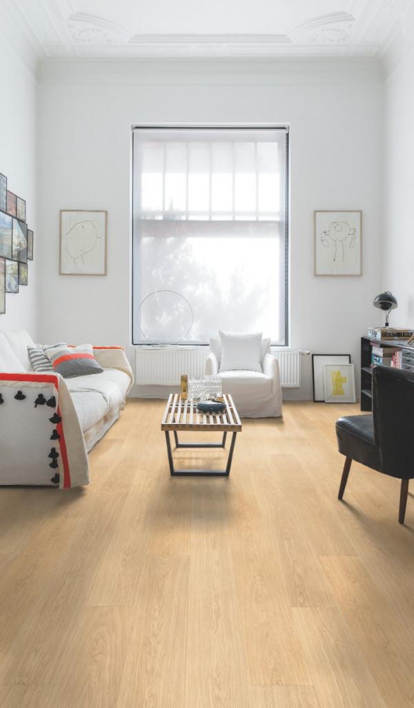 Laminuotos grindys Quick-Step, baltai lakuotos ąžuolo lentos, LPU1283_3