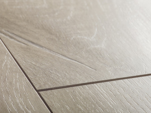 Laminuotos grindys Quick-Step, pilko ąžuolo lentos Dominicano, LPU1663_3