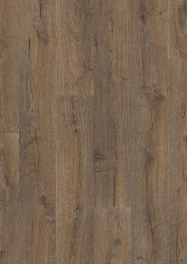 Laminuotos grindys Quick-Step, tamsaus ąžuolo lentos Cambridge, LPU1664_2