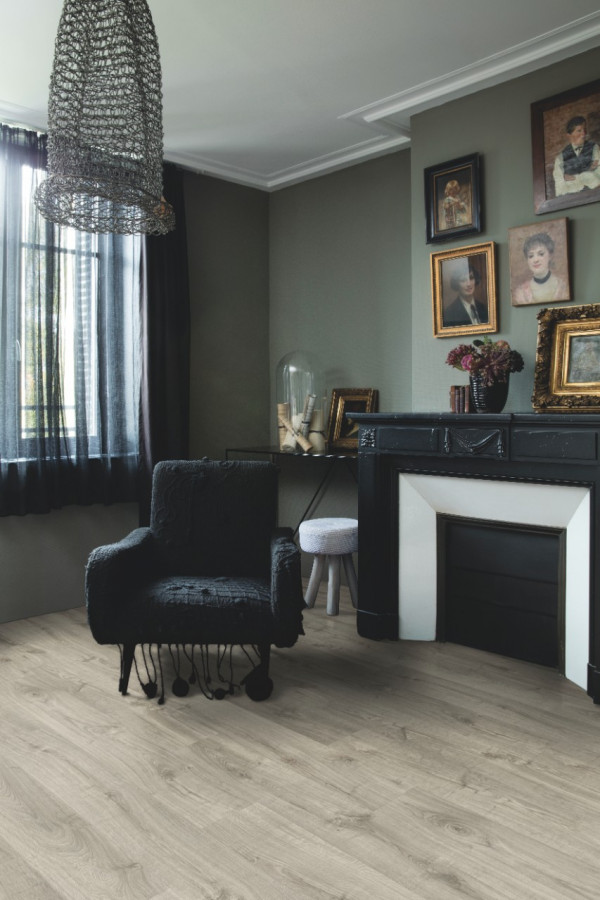 Vinilinės grindys Quick Step, Autumn ąžuolas šiltas pilkas, PUCL40089_1