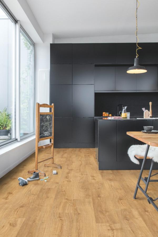 Vinilinės grindys Quick Step, See breeze ąžuolas natūralus, PUCP40081_1