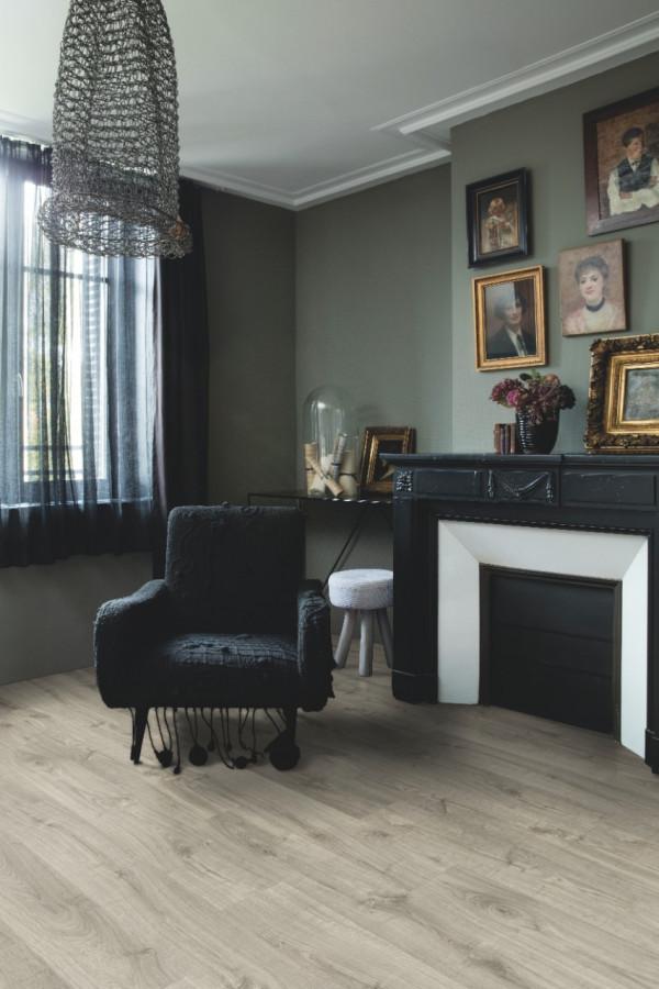 Vinilinės grindys Quick Step, Autumn ąžuolas šiltas pilkas, PUCP40089_2