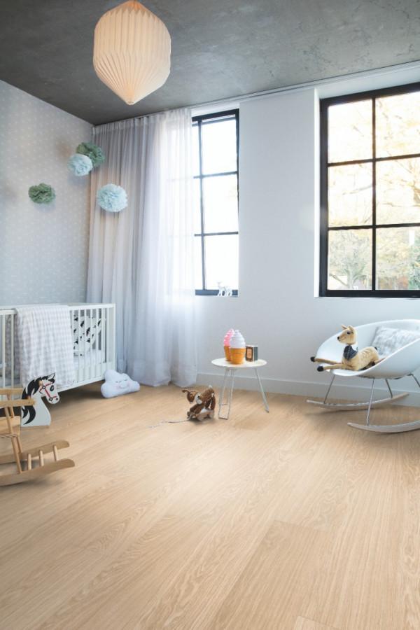 Vinilinės grindys Quick Step, Pure blush ąžuolas, PUGP40097_1