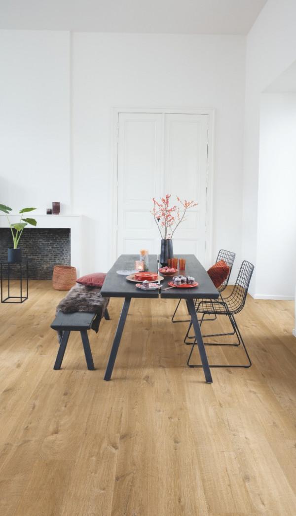 Vinilinės grindys Quick Step, Cotton ąžuolas natūralus, PUGP40104_1