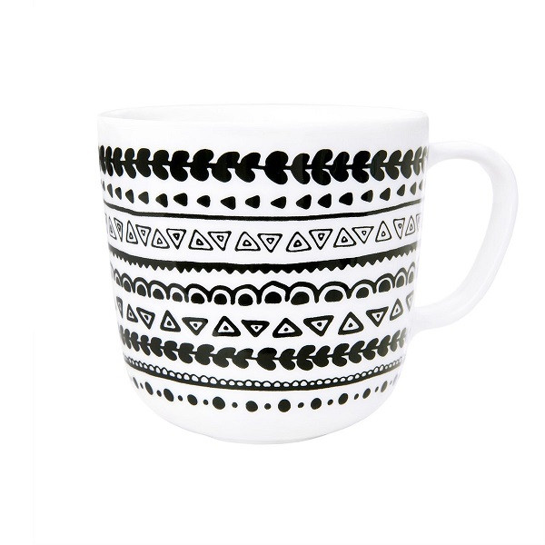 Puodelis / Vallila keramikinis dubuo, Kerttu kolekcija
