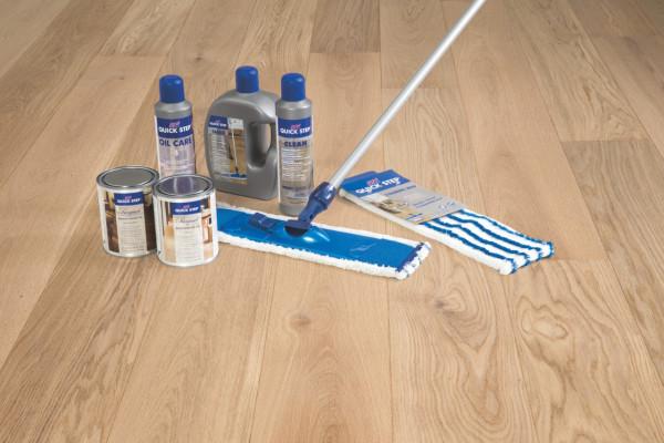 Quick-Step priežiūros alyva Maintenance Oil, natūrali, 1 L
