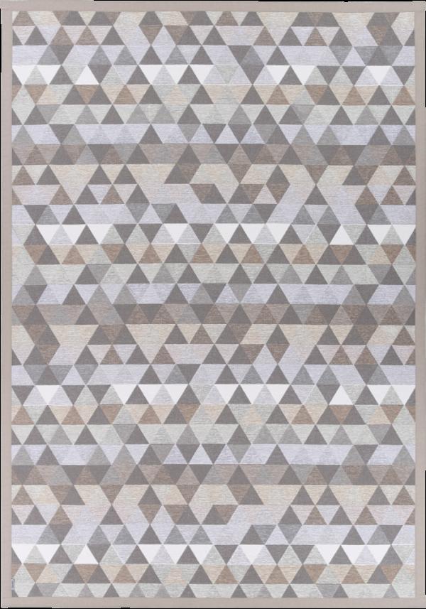 Kilimas Narma Luke beige 100 / 80x250 cm