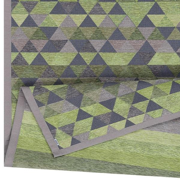Kilimas Narma Luke žalia 140 / 100x160 cm