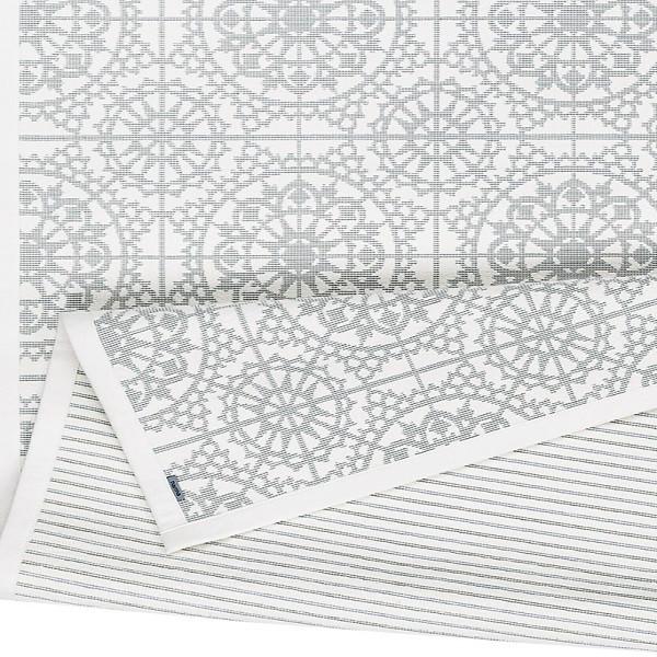Kilimas Narma Raadi baltas 550 / 70x140 cm