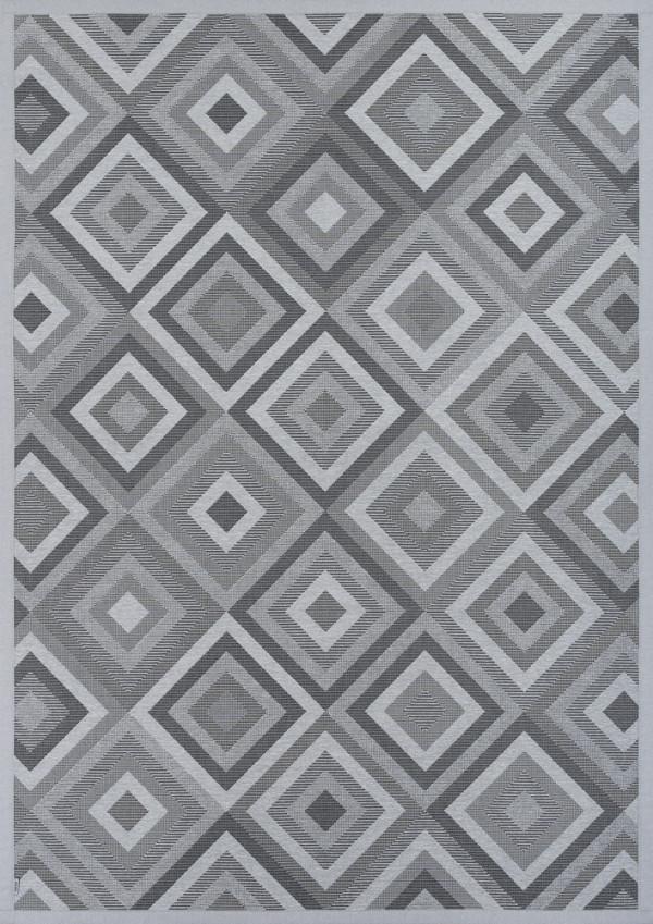 Kilimas Narma Tahula silver 480 / 140x200 cm