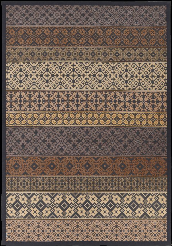 Kilimas Narma Tidriku gold 530 / 70x140 cm