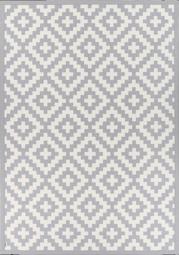 Kilimas Narma Viki silver 100 / 100x160 cm