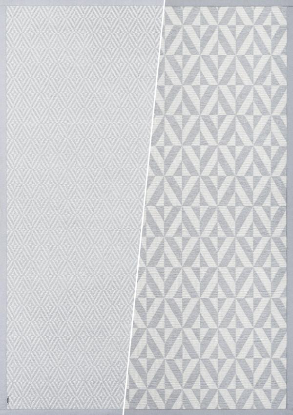 Kilimas Narma Puha silver 100 / 70x140 cm