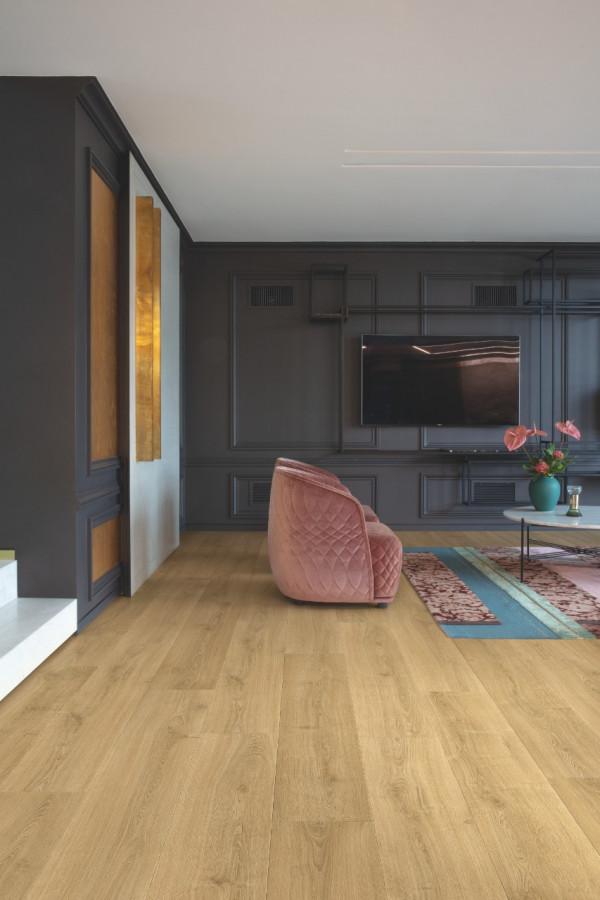 Laminuotos grindys Quick-Step, Ąžuolas šiauštas šiltas natūralus, SIG4762_1