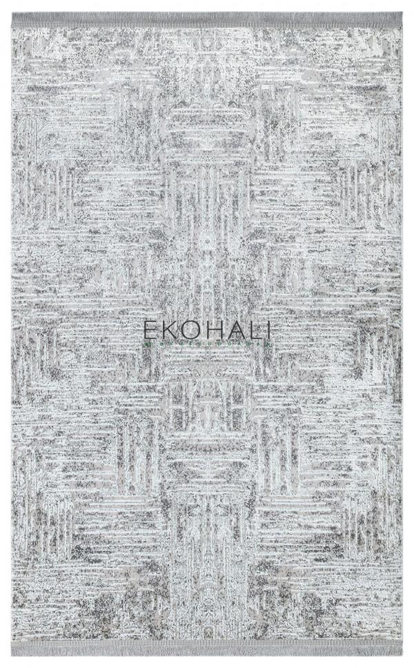 Kilimas Ekohali Sateen ST08 pilka XW 200x290 cm