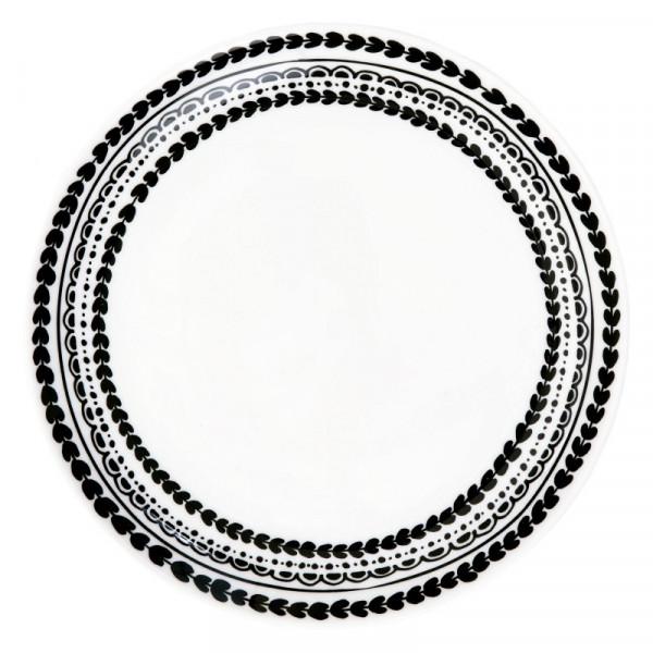 lėkštė/ Vallila keramikinė lėkštė, Kerttu kolekcija