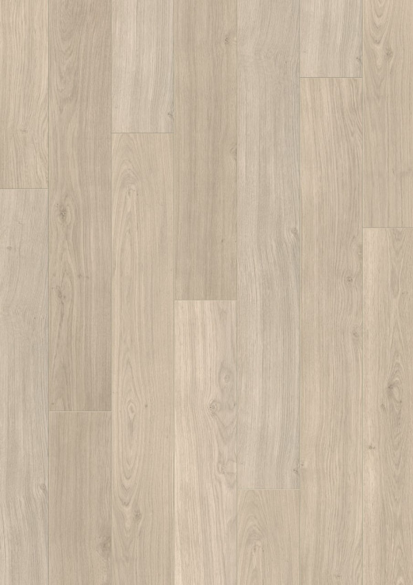 Laminuotos grindys Quick-Step, Šviesiai pilkai lakuotos ąžuolo lentos, UE1304