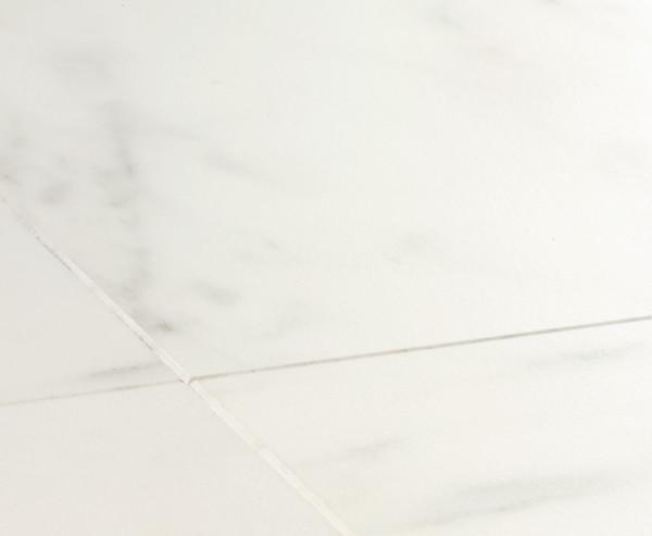 Laminuotos grindys Quick-Step, marmurinė Carrara, UF1400_4