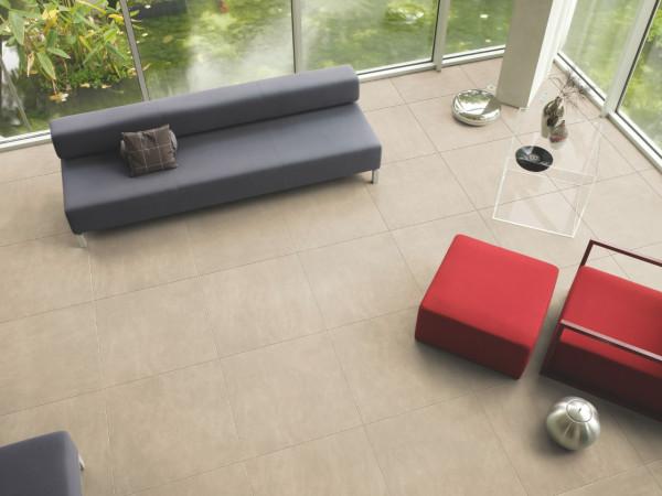 Laminuotos grindys Quick-Step, šviesi odinė plytelė, UF1401_1
