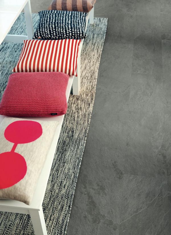 Vinilinės grindys Pergo, Scivaro pilka plytelė, V218-40034_1